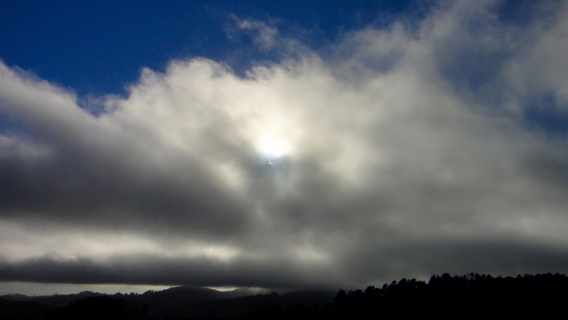 Solar Eclipse – SF Bay Area, 2012