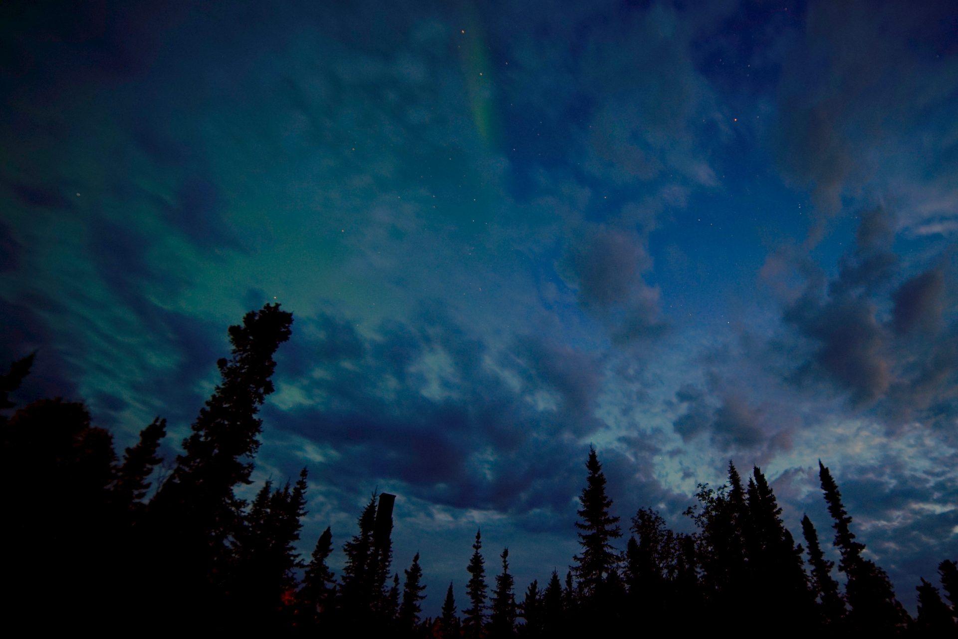 Aurora Borealis –Canada, 2016