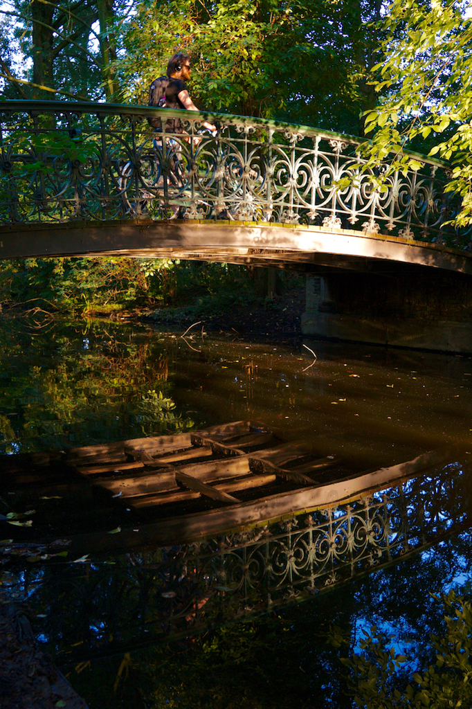 Vondelpark Bridge