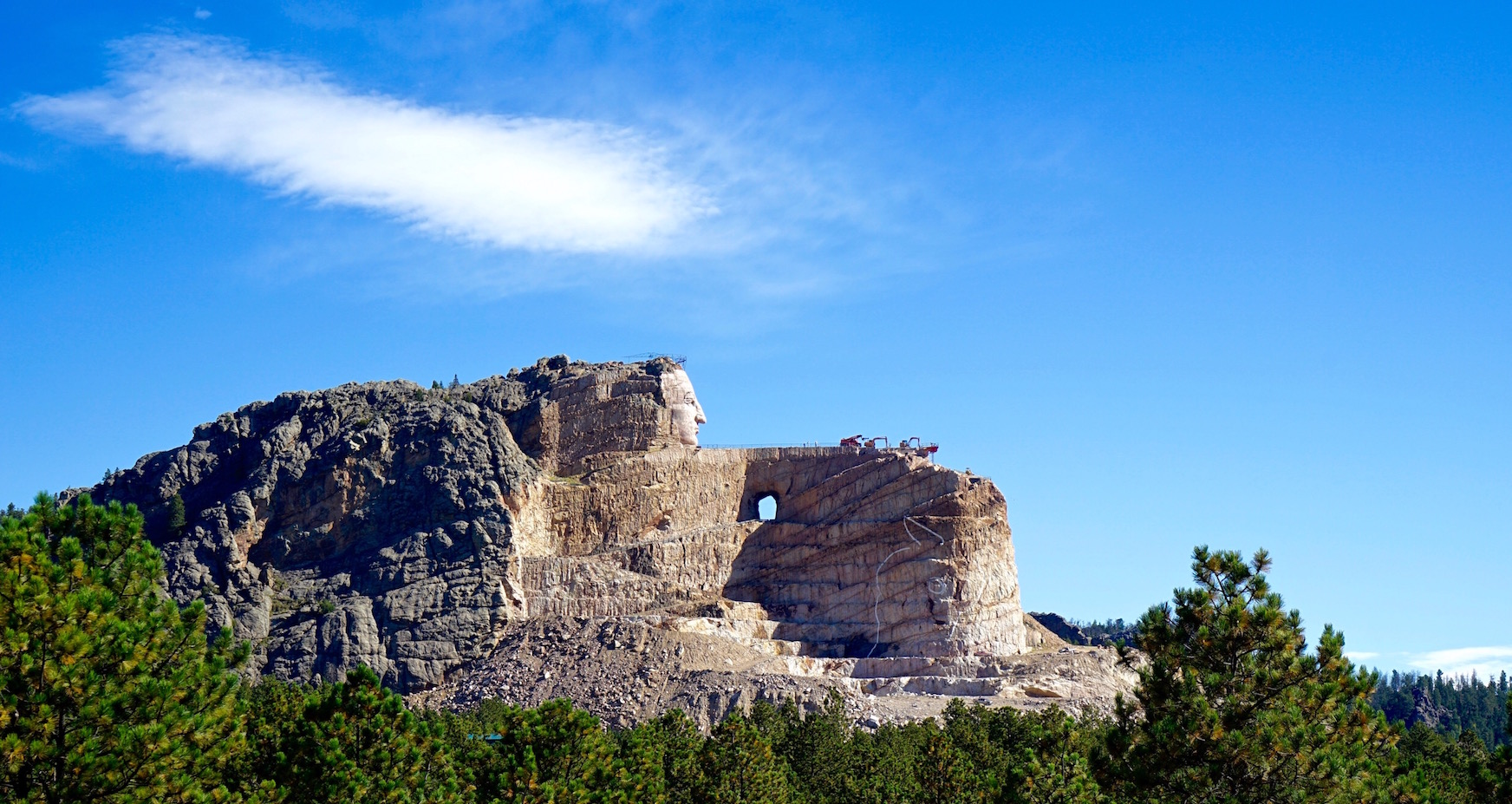 Crazy Horse Memorial – South Dakota