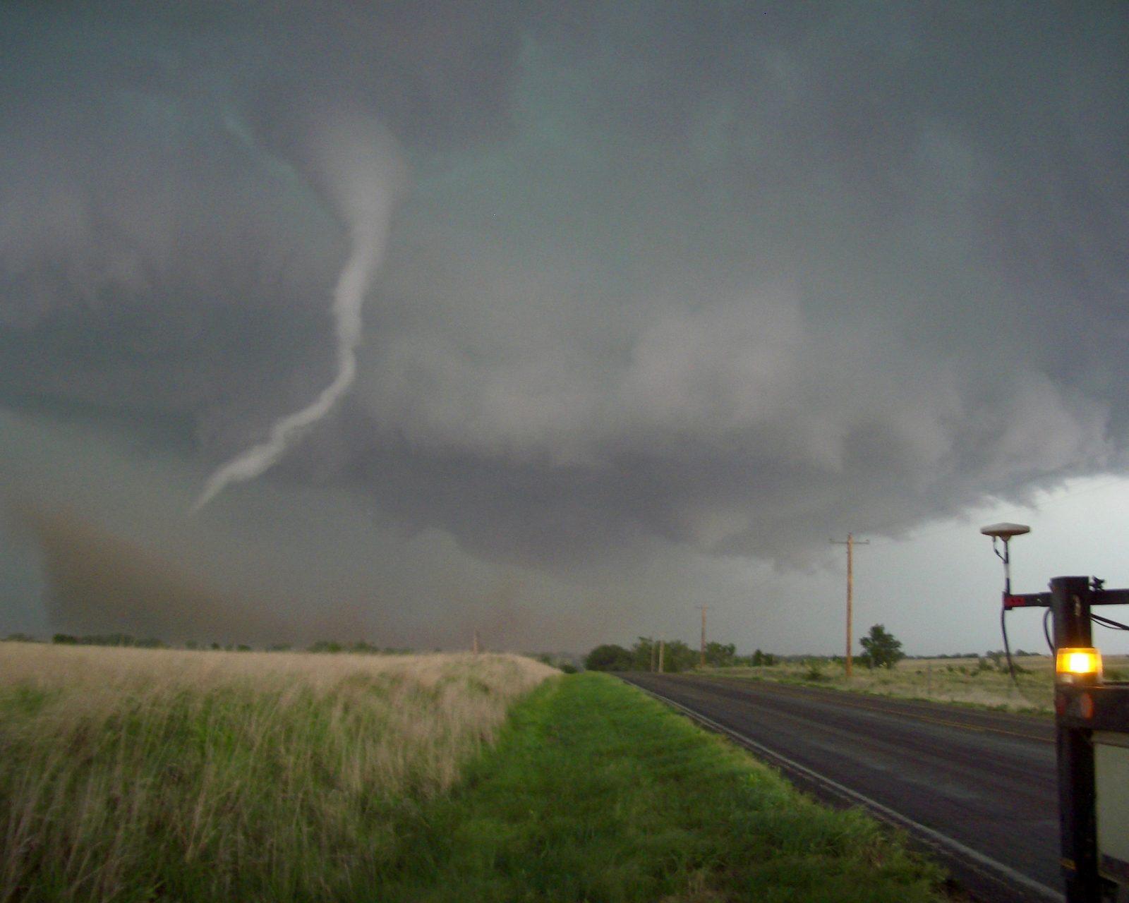 Damar, Kansas. June 9, 2005