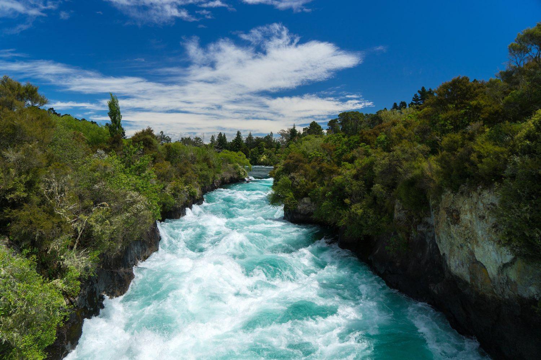 Huka Falls – New Zealand