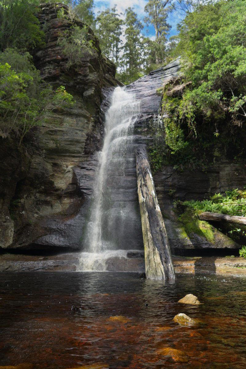 Snug Falls –Tasmania, AU