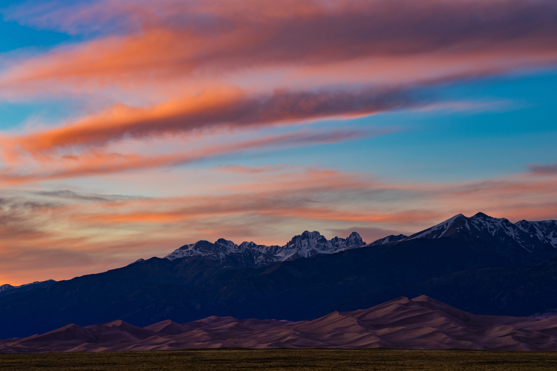 Great Sand Dunes National Park – Colorado