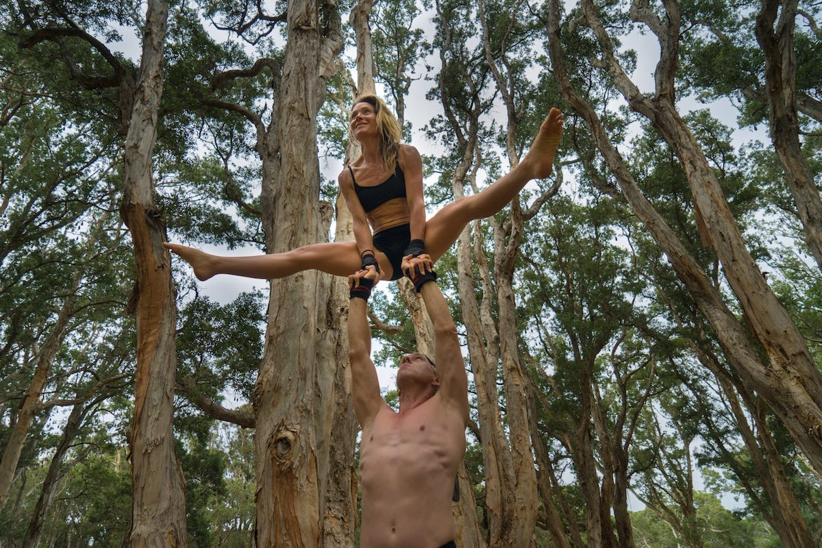 Acrobats –Sydney, Australia