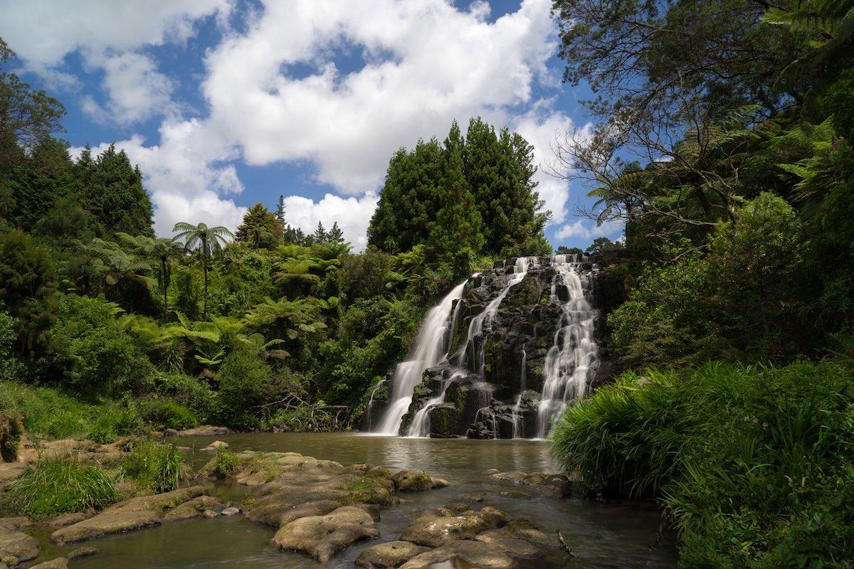 Owharoa Falls – New Zealand