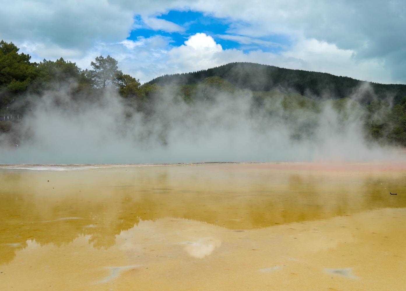 Waiotapu – Rotorua, New Zealand