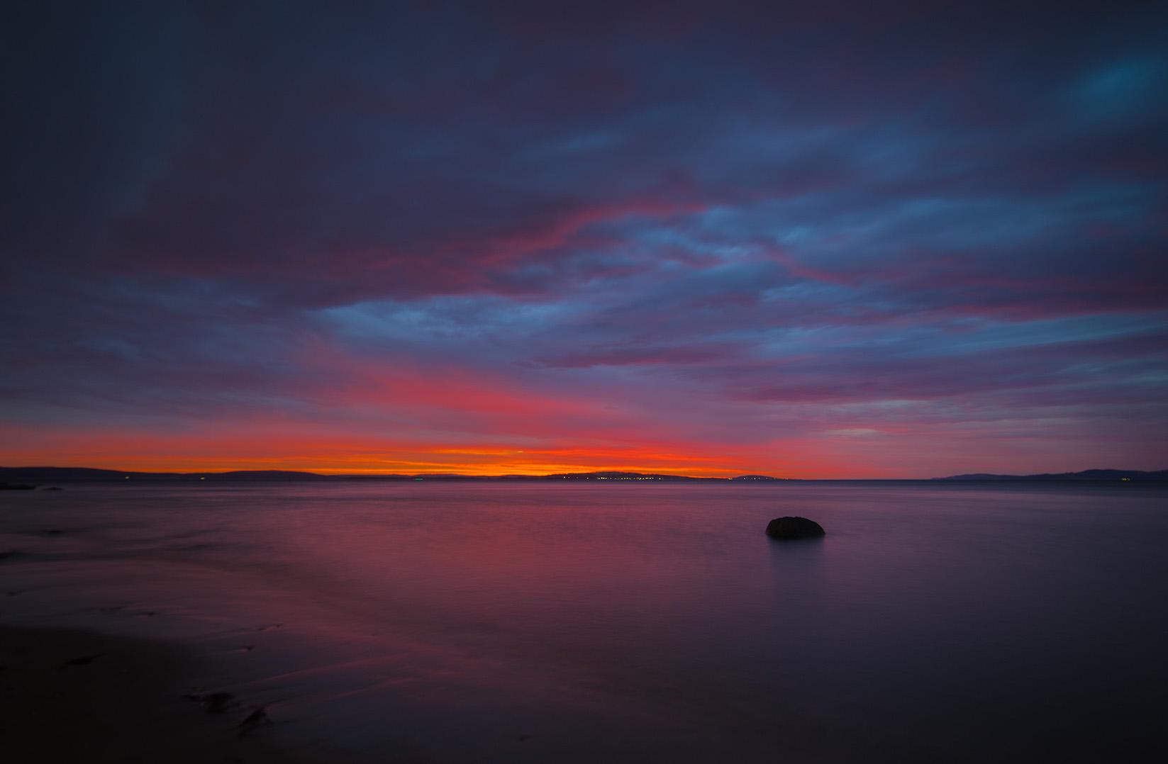 Tasmanian Sunrise – Tasmania, AU