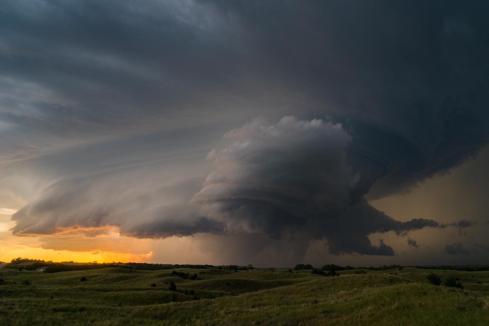 Taylor, Nebraska. August 19, 2017